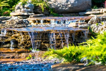 Hardscapes & Water Features